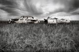 1948 and 1947 Cadillacs