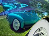 Aqua Ford Reflection
