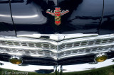 1948 Chrysler Town and Country grill