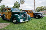1938 and 1940 Fords