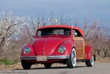 Custom VW Woodie Pickup