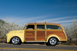 1949 Dodge Suburban with Hafner body
