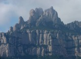 Montserrat - the mountain and the monastery