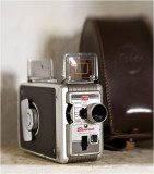 Kodak Brownie 8 mm Movie Camera