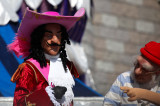 Captain Hook and Gepetto