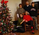 Steve & Eileen Kees Family Christmas '08