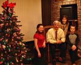 Bob & Lou Rust Family Christmas '08