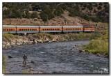 Train & Fisherman