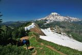 From the Tatoosh lookout site