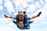 Kate Skydiving 09