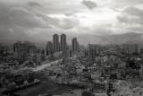 Daegu, Korea - Infrared Perspective