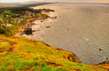 Coastal view, Cape Foulweather State Park, Oregon Coast