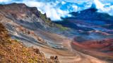 Dramatic landscape of Haleakala National Park (3), Maui, Hawaii