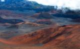 Dramatic landscape of Haleakala National Park (6), Maui, Hawaii