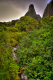 Iao Needle (1), Iao Valley, Maui, Hawaii