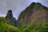 Iao Needle (2), Iao Valley, Maui, Hawaii