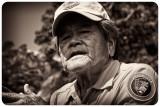 Volunteer, Kilauea, Hawaii Volcanoes National Park, Big Island