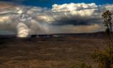 Halemaumau Crater (2), Kilauea Caldera, Big Island, Hawaii