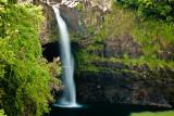 Rainbow Falls (2), Big Island, Hawaii