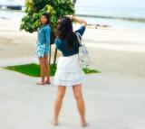 Waikiki Beach memory