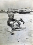 Danny was the only child born to, Verne Floyd Merrill and his wife, Joyce Y. [Gannon] Merrill. Danny went with his folks to California in the early 1940's as his father was there with the United States Army. Danny contracted polio and died in Los Angeles California, 02 November 1948.
