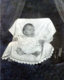 Dorothy Mae Merrill was the second child & the second daughter born to, LeRoy Charles Merrill & his wife, Dorothy Mae [Bishop] Merrill.