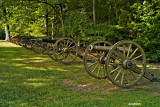 Shiloh, Cannons