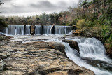 Desoto Falls 1 tier hdr