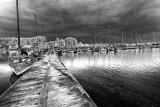 Pier in Guntersville Al