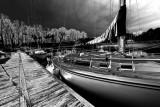 Boats docked in Guntersville AL
