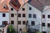 Roofs and Walls - C Krumlov