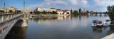 Praha Panorama - Charles Bridge in the distance