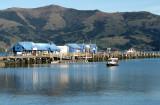 Wharf at Akaroa
