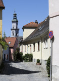 Freising in Germany near Munchen