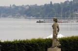 Lake Geneva Statues