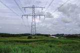 Landscape near Lelystad