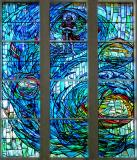 St Pauls stain glass window