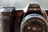 Minolta/Sony equipment