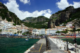 Harbour at Amalfi