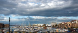 Harbour at Heraklion