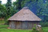 Indian hut