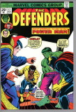 The Defenders 17 FC VF+