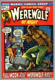 Werewolf By Night 1 FC VF