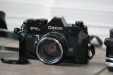 Canon Ftb Film Camera