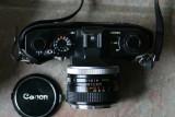 Canon Ftb Film Camera 2