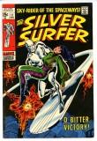 Silver Surfer 11 FC F/VF