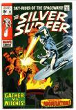 Silver Surfer 12 FC F+