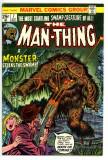 Man-Thing 7 FC F/VF