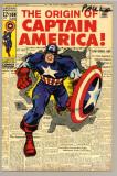 CAPTAIN AMERICA 109
