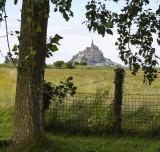 France; Mont Ste Michel